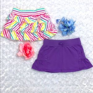 Baby Girl Skirt Bundle Size 18 Months